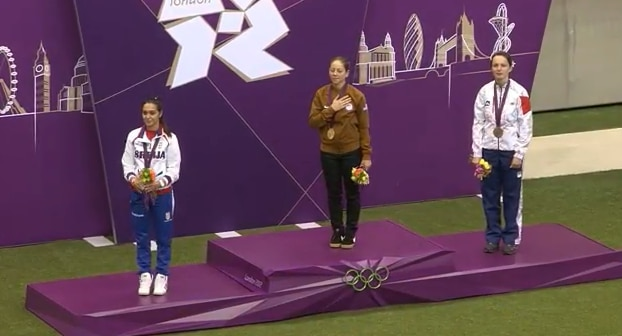 3 Position Medalists