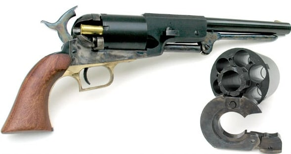 The Cartridge Conversion Revolvers - Guns com