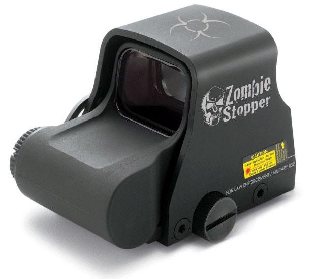 zombie stopper optic