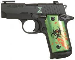 Bill Hicks & Co Zombie SIG P238.