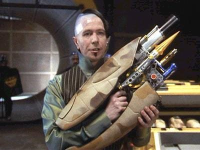 The ZF-1 in The Fifth Element
