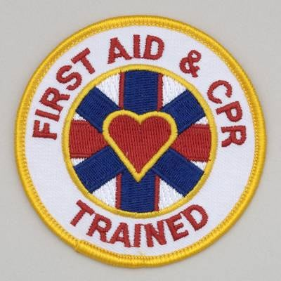first aid and cpr trained