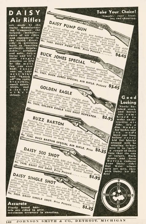 Daisy Air Rifles