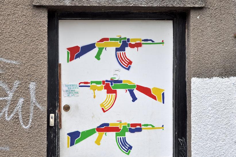 AK-47 Art