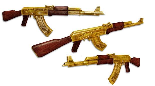 gold ak-47