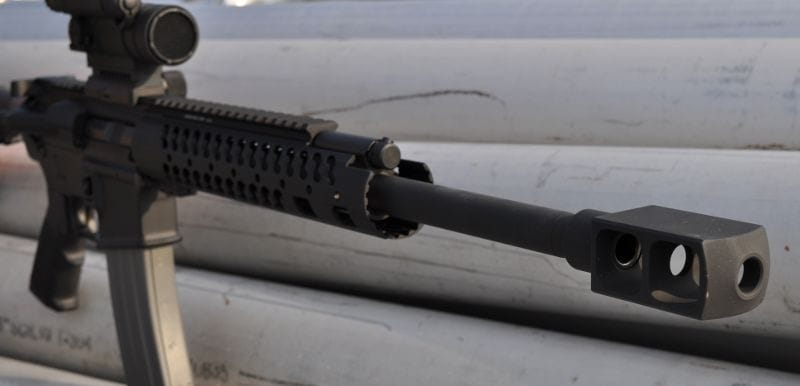 Alexander Arms AR15 in .50 Beowulf
