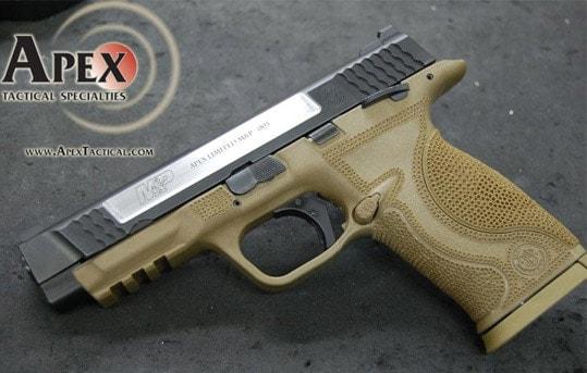 S&W M&P Pistol Trigger APEX