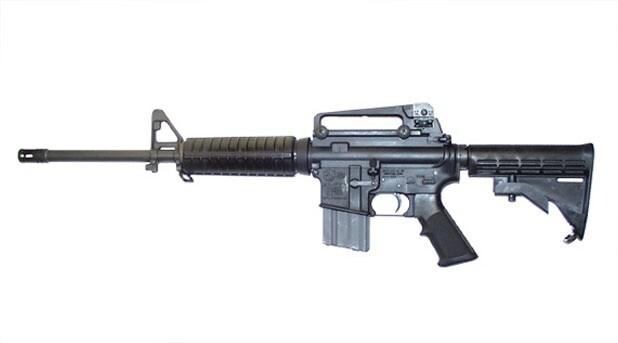 Colt Tactical Carbine