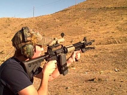 Combat triggers.