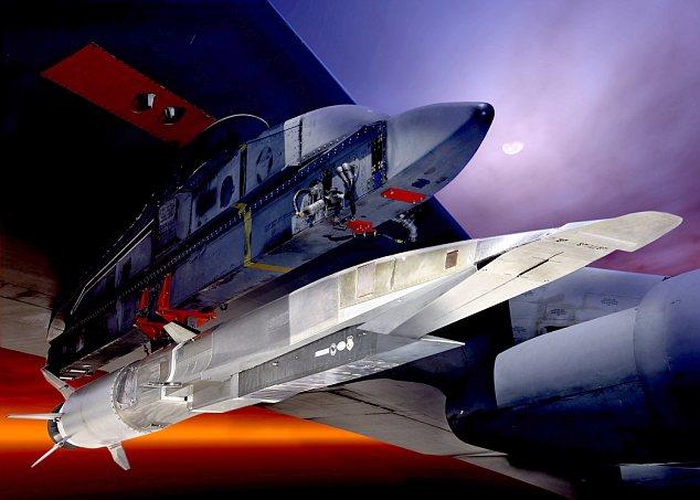 Hypersonic X-51A