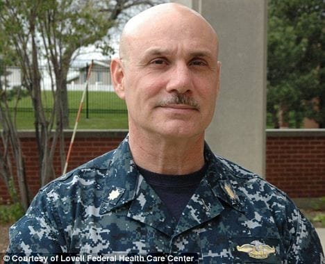 Lt. Com. James Gennari