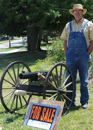 Homemade Cannon