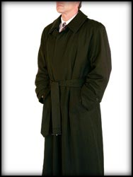 bullet proof trench coat