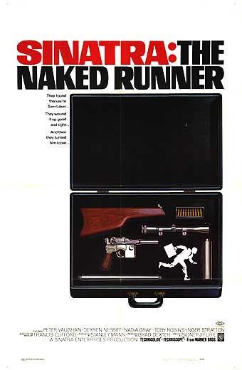 Naked Runner movie poster