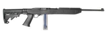 semi auto rifle