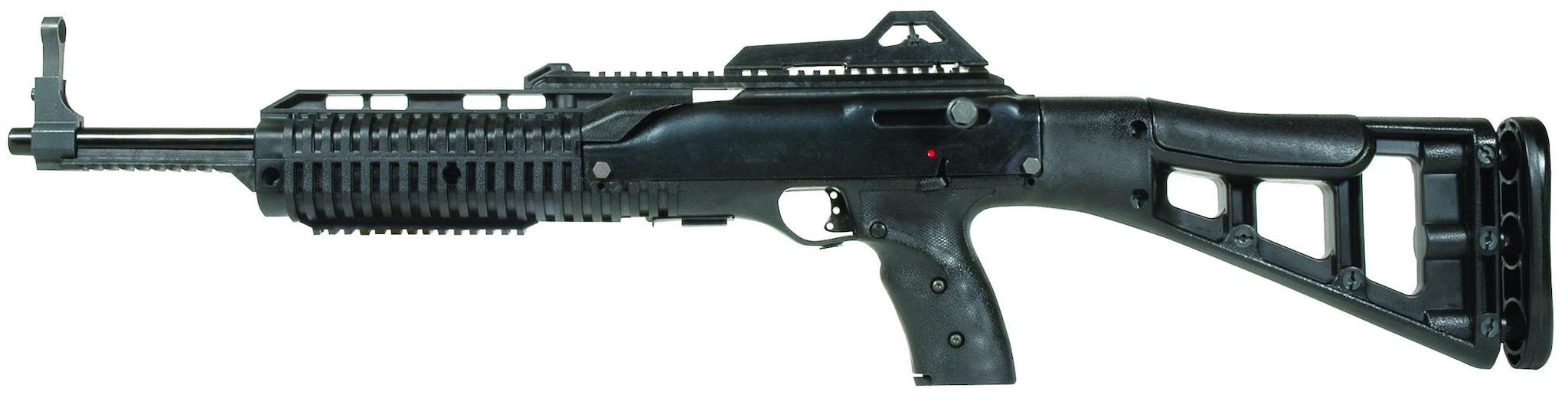 long barrel firearm