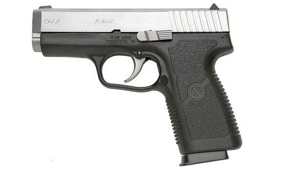 kahr handgun