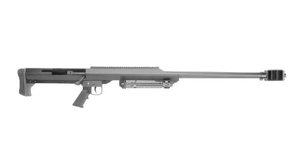 Barrett 99 single shot rifle