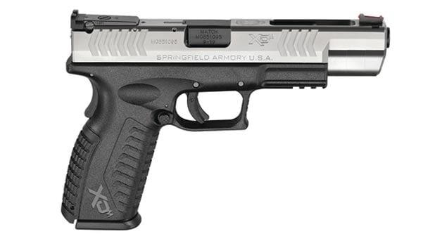 springfield armory xdm competition gun