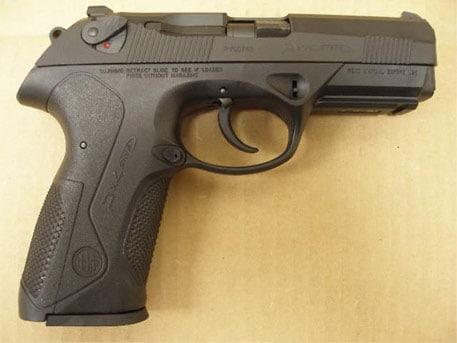 The Beretta PX4 Storm.
