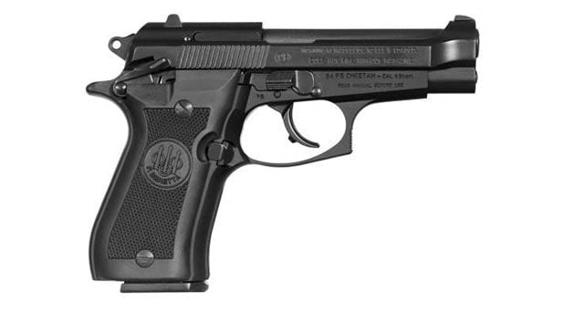 Beretta Model 84FS Cheetah