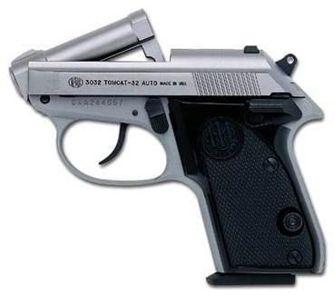Beretta 3032 Tomcat .32 ACP Tip Up Barrel