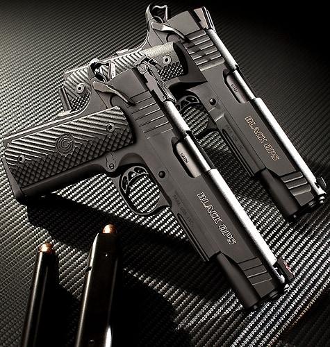 2 para usa black ops handguns promotion photo