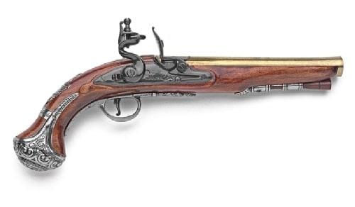The Tools of the Trade Winds: The Guns of Blackbeard - Guns com
