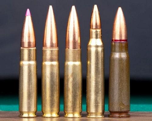 5.56 nato bullets