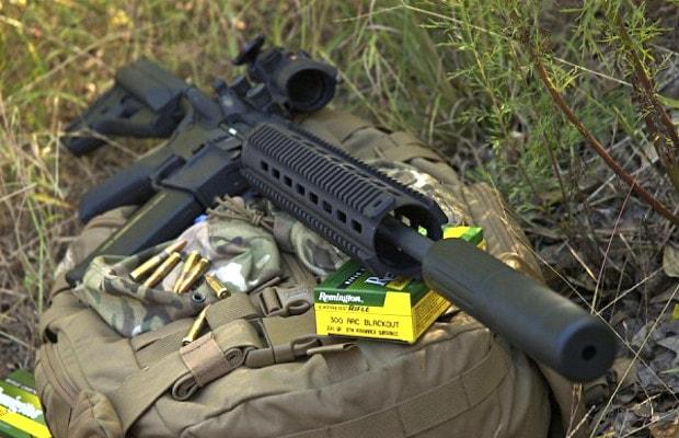 bushmaster 300 aac rifle