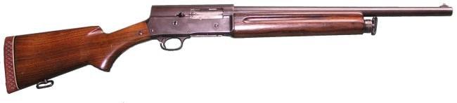 A5 autoloader shotgun