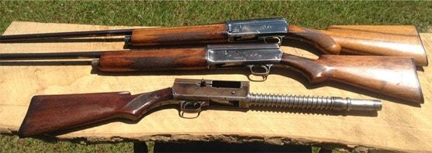 Browning Auto-5, AKA: Remington Model 11