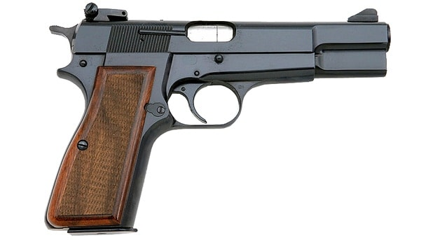 Browning Hi Power 9mm .40 S&W