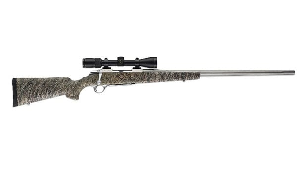 Browning A-Bolt II Long Range Hunter in Stainless Mossy Oak Brush
