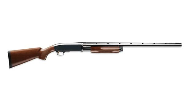 Browning Pump Shotgun Hunter