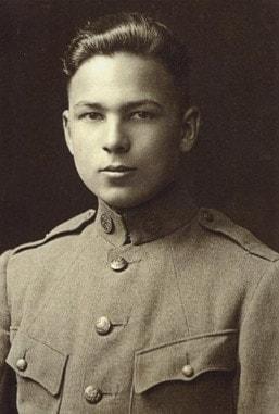 Frank Buckles war photo