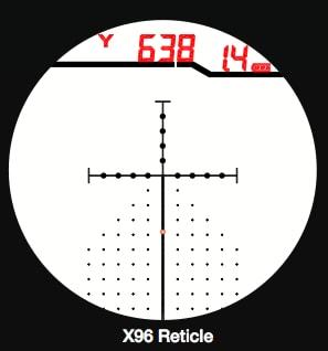 Burris X96 Reticle