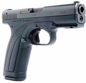 Caracal F handgun