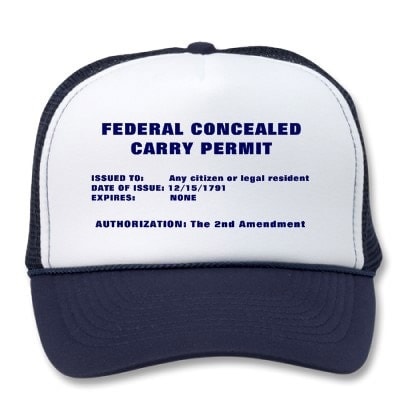 concealed carry law hat