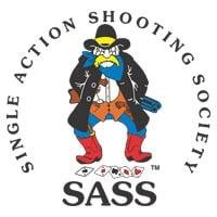 sass single action shooting society logo