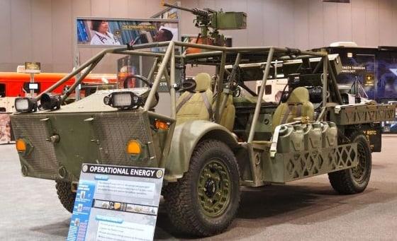 army cerv