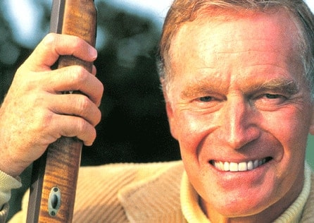 Charlton Heston served as the president of the NRA from 1998 to 2003.