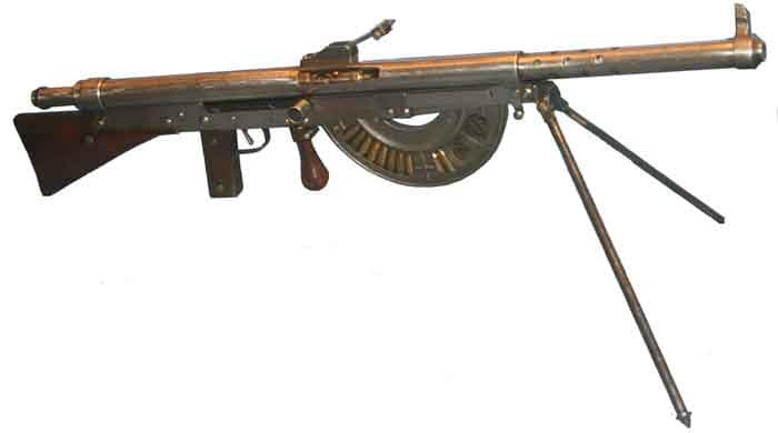 chauchat Machine rifle
