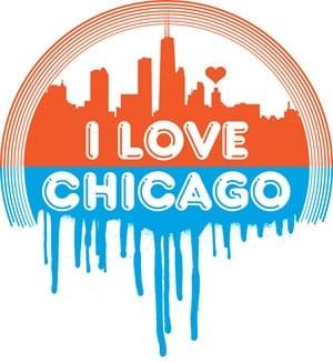 i love chicago promotion logo
