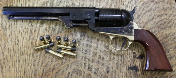 Gun Review: The Good, The Bad, and the Cimarron 'Man With No