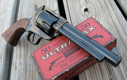 "Gun Review - Cimarron Model ""P"" in  45 Colt :: Guns com"