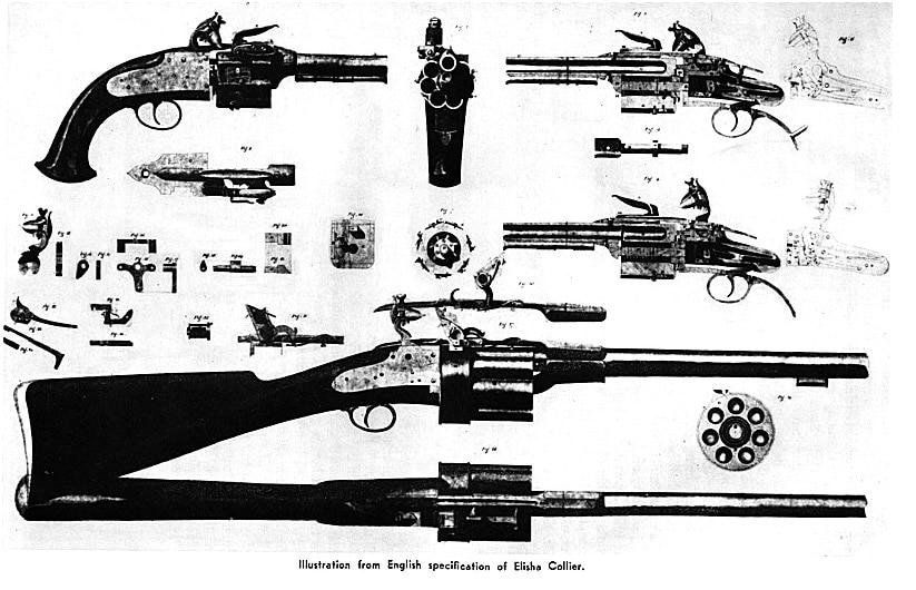 english gun