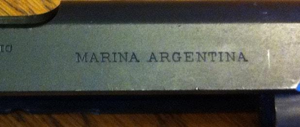 MARINA ARGINTINA