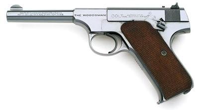 George Patton gun
