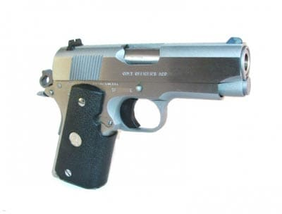 m1911 front view